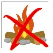 feux interdits